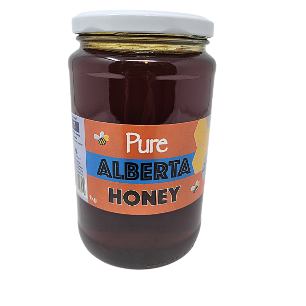 Pure Alberta Honey - 1kg