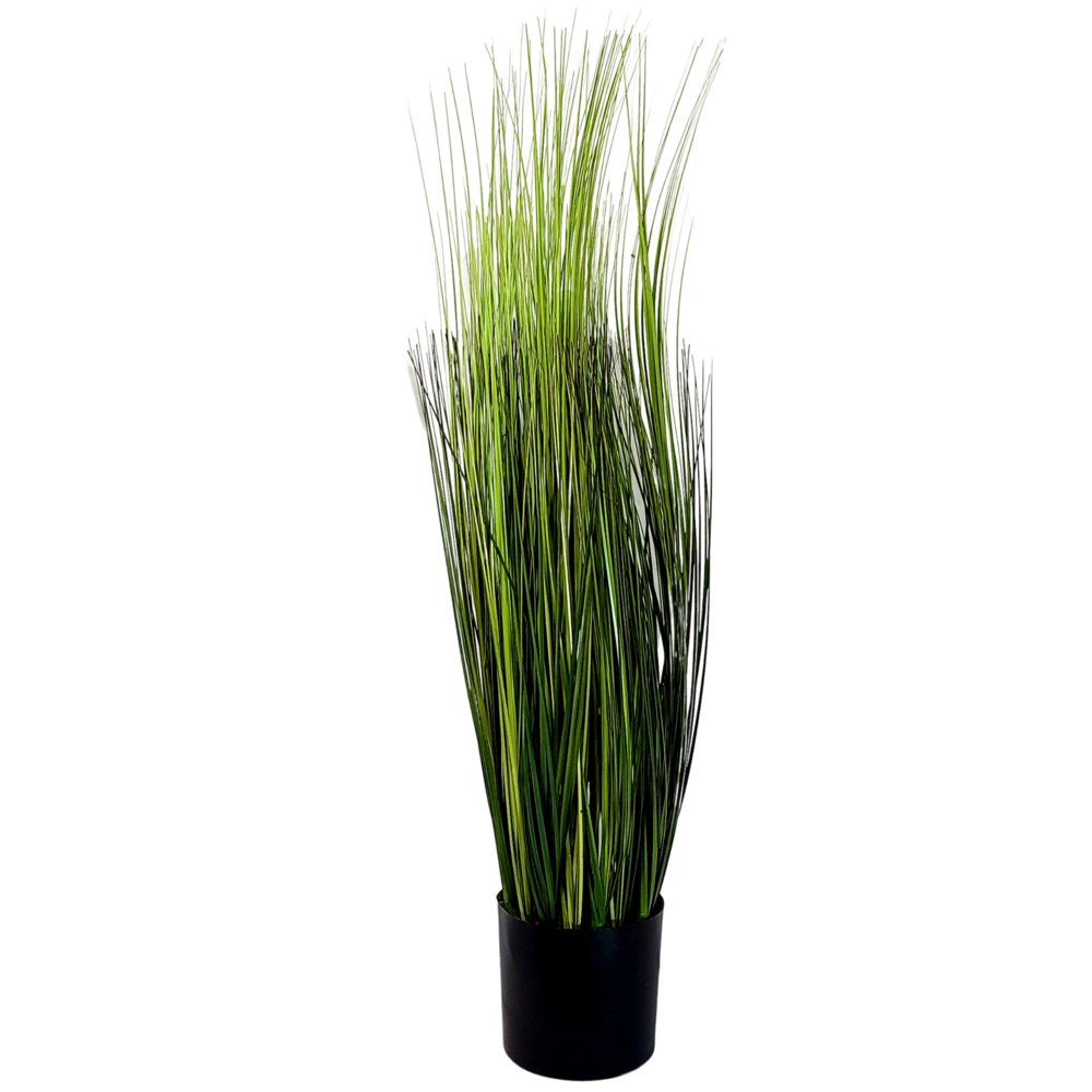 Artificial Potted Grass Plant
