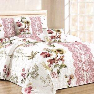 3Pcs Quilt Bedspread