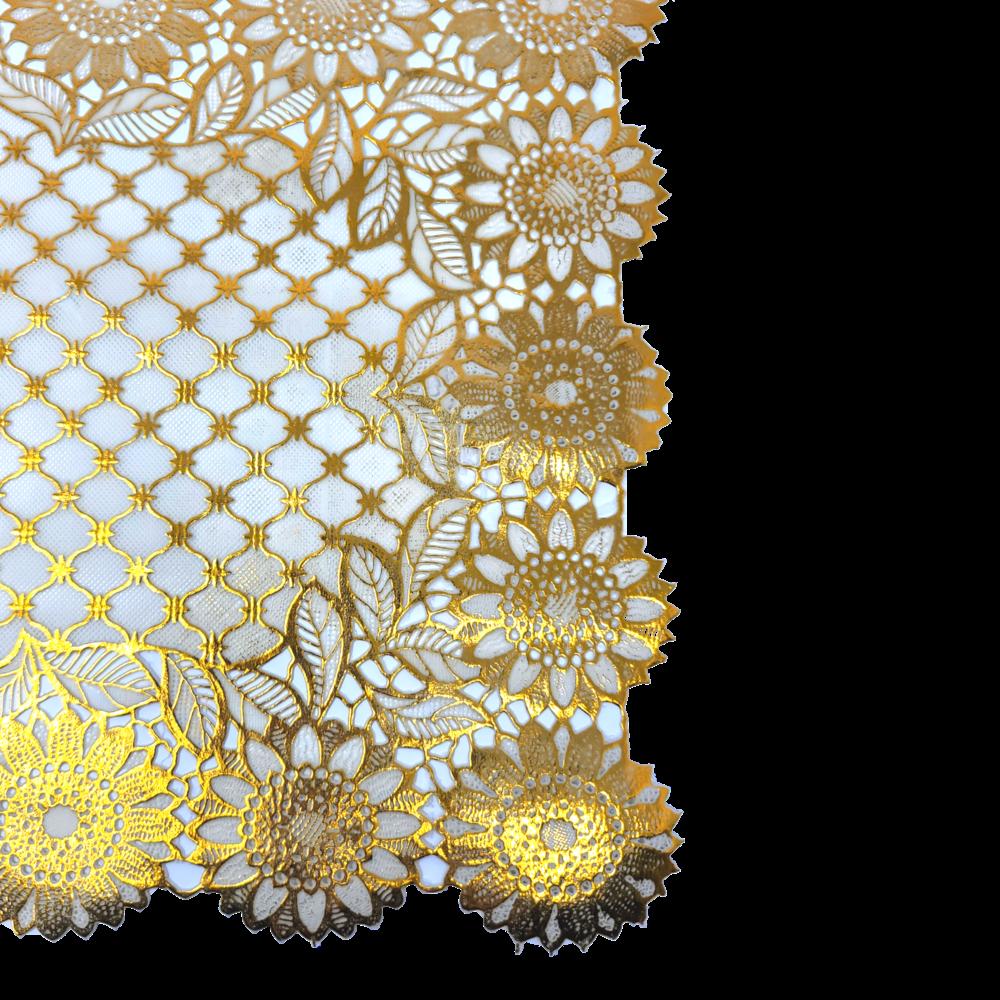 Decorative Place Mats -  Gold