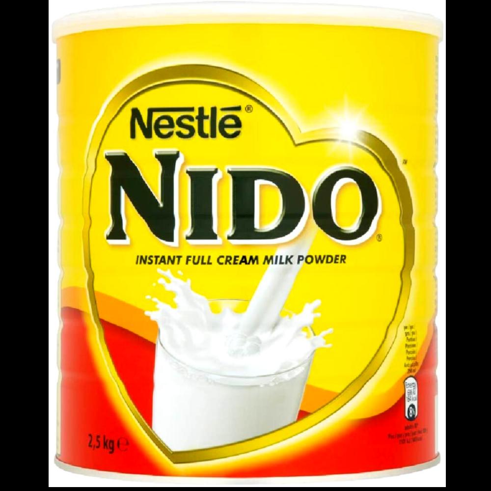 Nestle Nido Milk Powder (2.5kg)