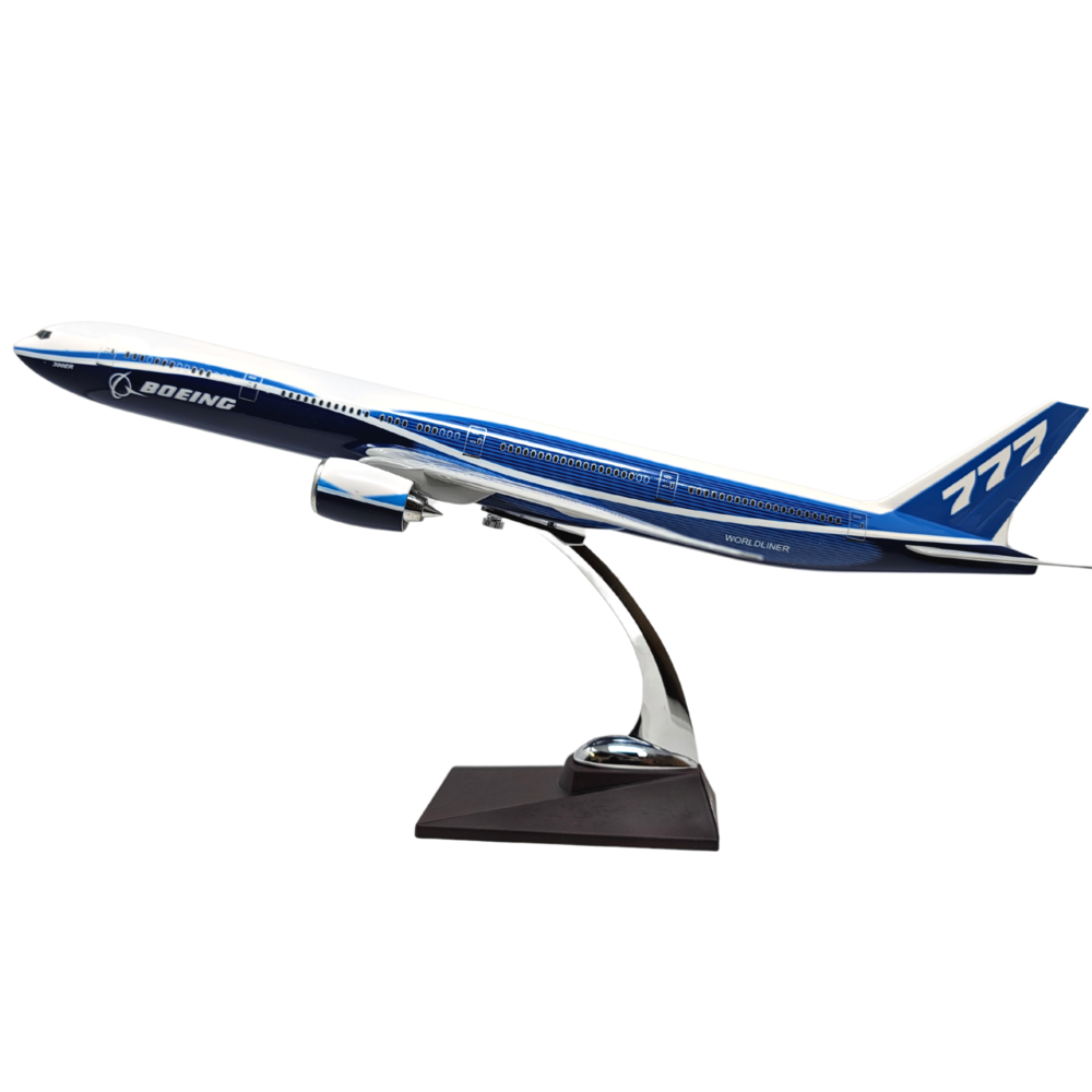 Model Airplane - Boeing 777