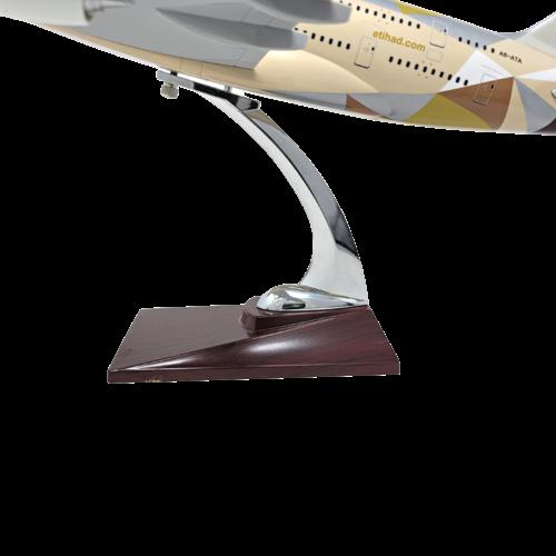 Model Airplane - Etihad