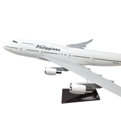 Model Airplane - Philippines Airlines