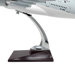 Model Airplane - Qatar Airways