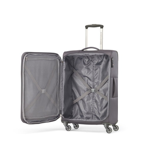 AMERICAN TOURISTER Bayview NXT Spinner 28inch Large Exp. Luggage /Colour: After Dark