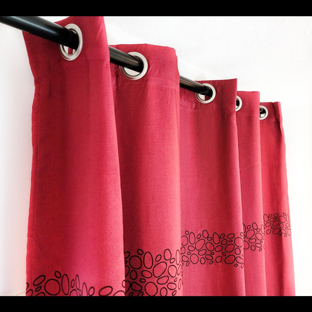 Curtain2m x 2.4m / 78in x 94in