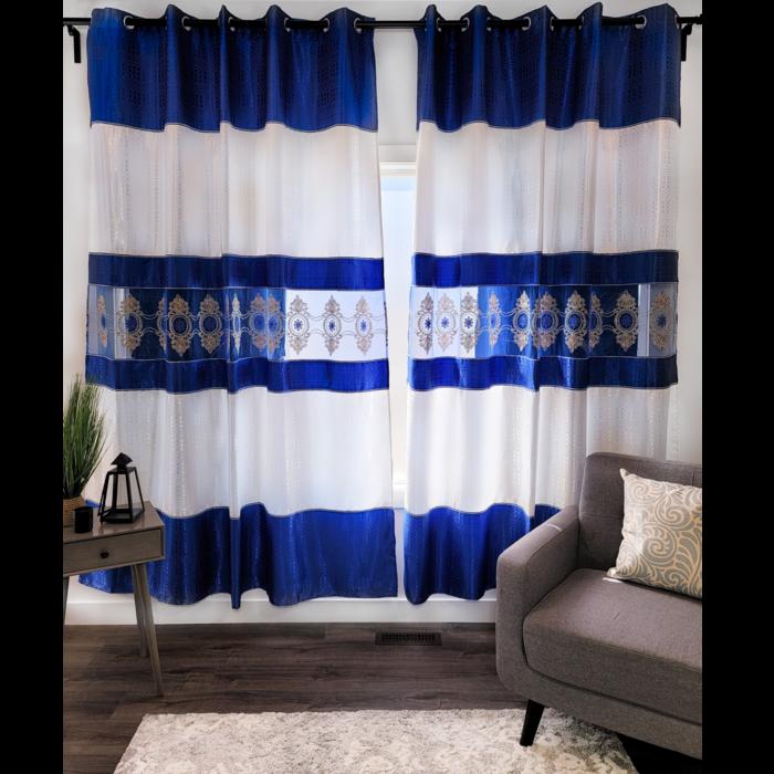Curtain 2m x 2.4m / 78in x 94in