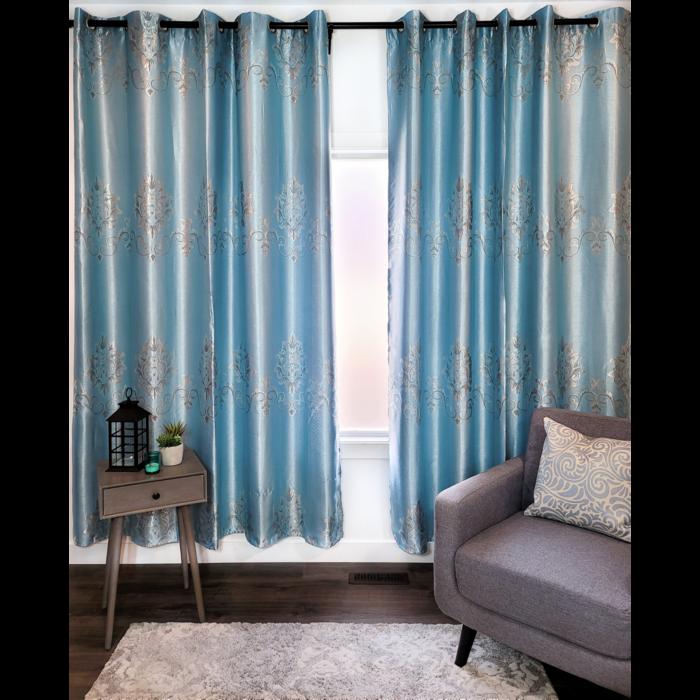 EMPIRE Curtain 2m x 2.4m / 78in x 94in