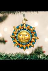 Old World Christmas Fanciful Sun