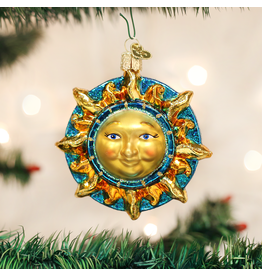 Old World Christmas Fanciful Sun