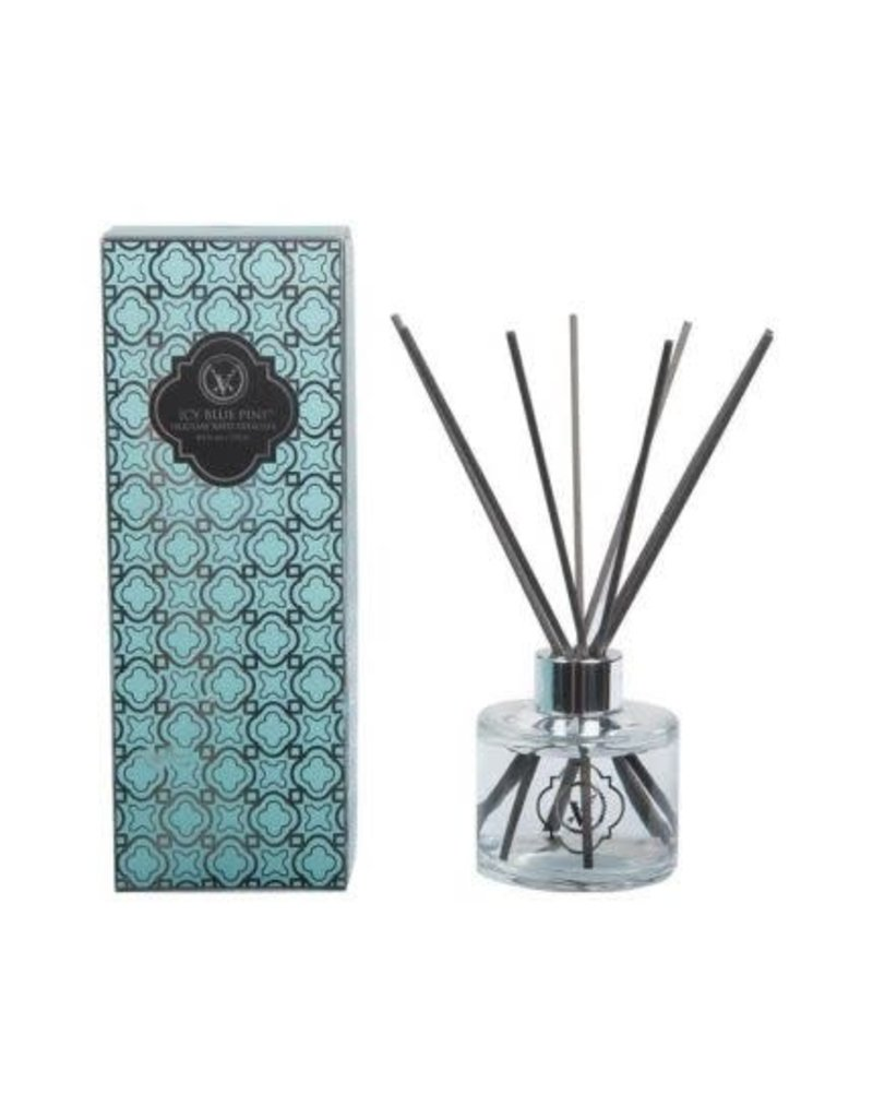 Votivo Icy Blue Pine Holiday Reed Diffuser