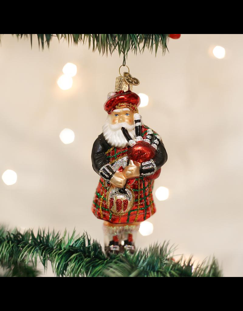 Highland Santa
