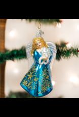 Glistening Snowflake Angel