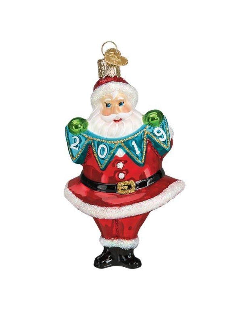 2019 Jolly Santa