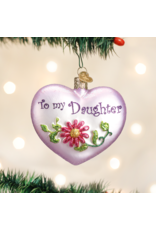 Daughter Heart