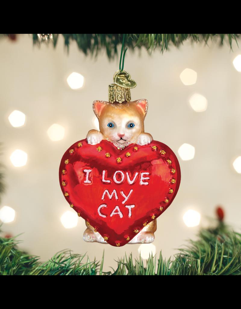 I Love My Cat Heart