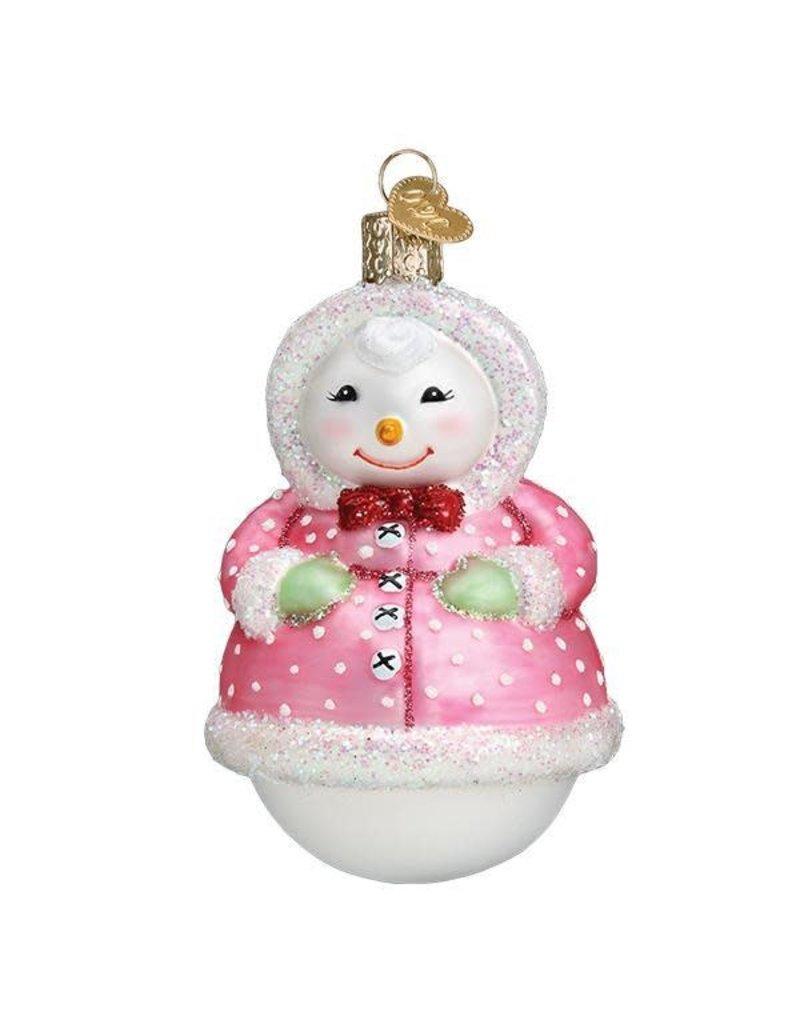Jolly Snowlady