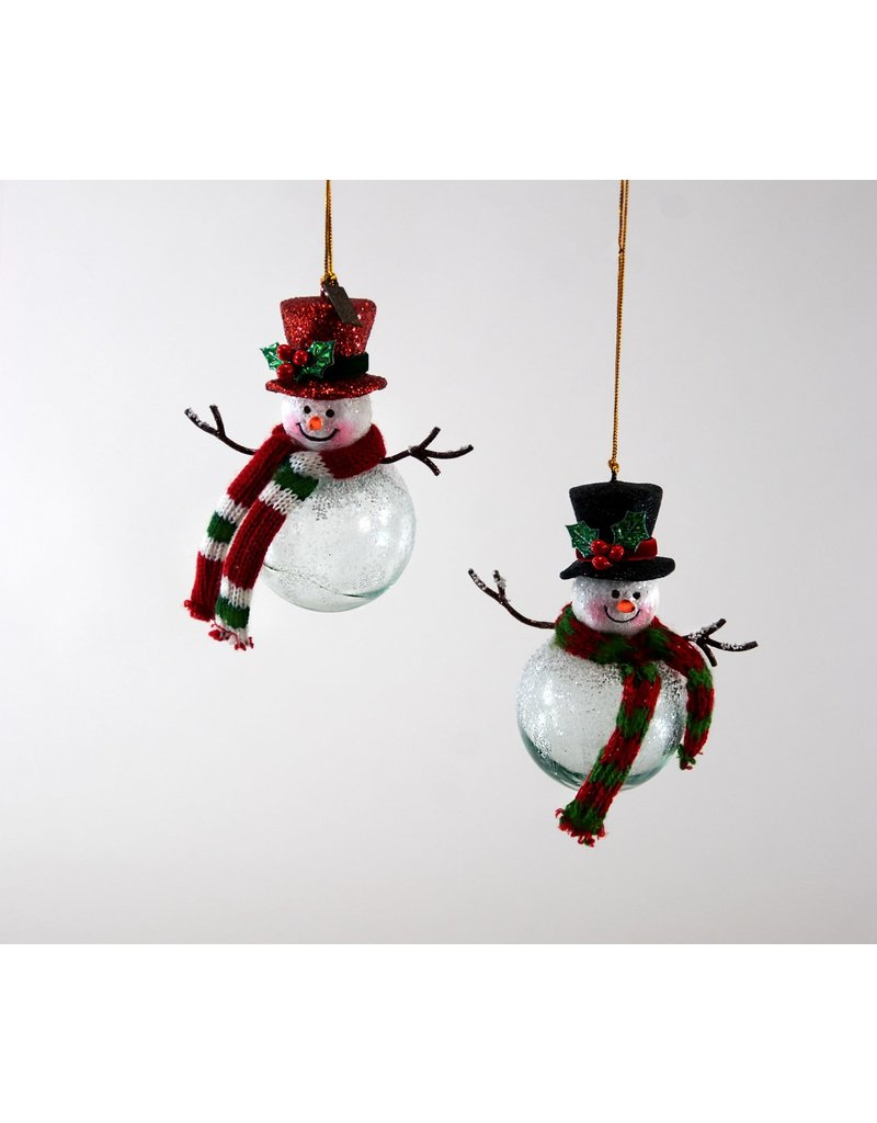 Night Before - Glass Ornament