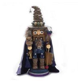 Hollywood Brown Wizard Nutcracker
