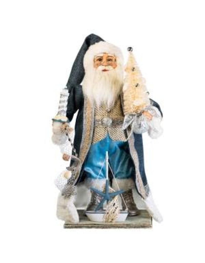 Kringle Klaus Nautical Santa