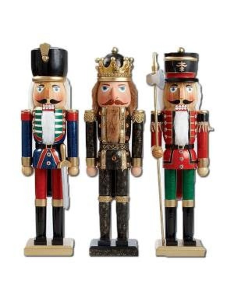 "20"" Wooden Soldier Nutcracker"