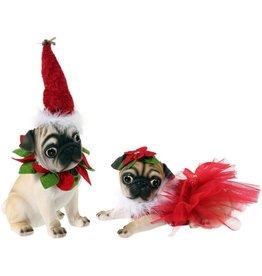 Festive French Bulldog (Pug)