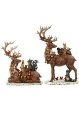 Deer & Friends