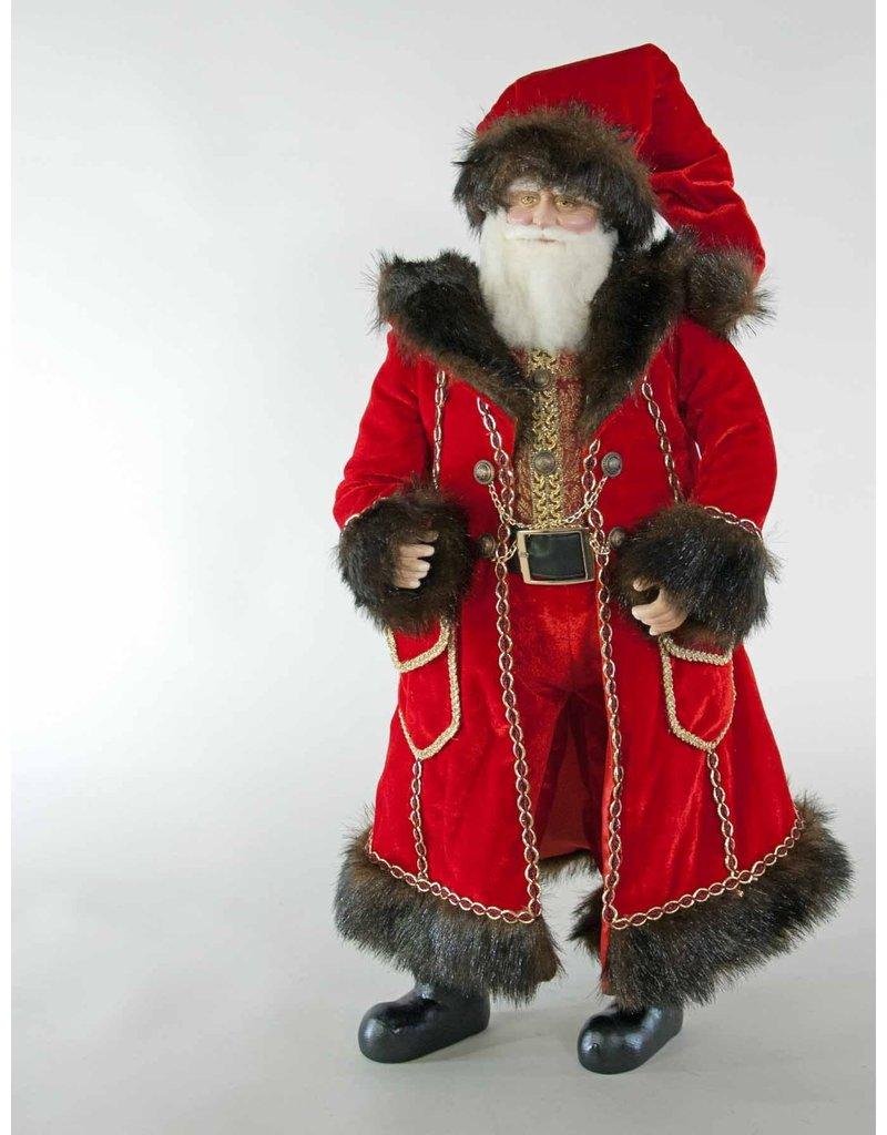 Holiday Cheer Santa