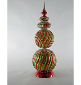 Christmas Topiary Finial