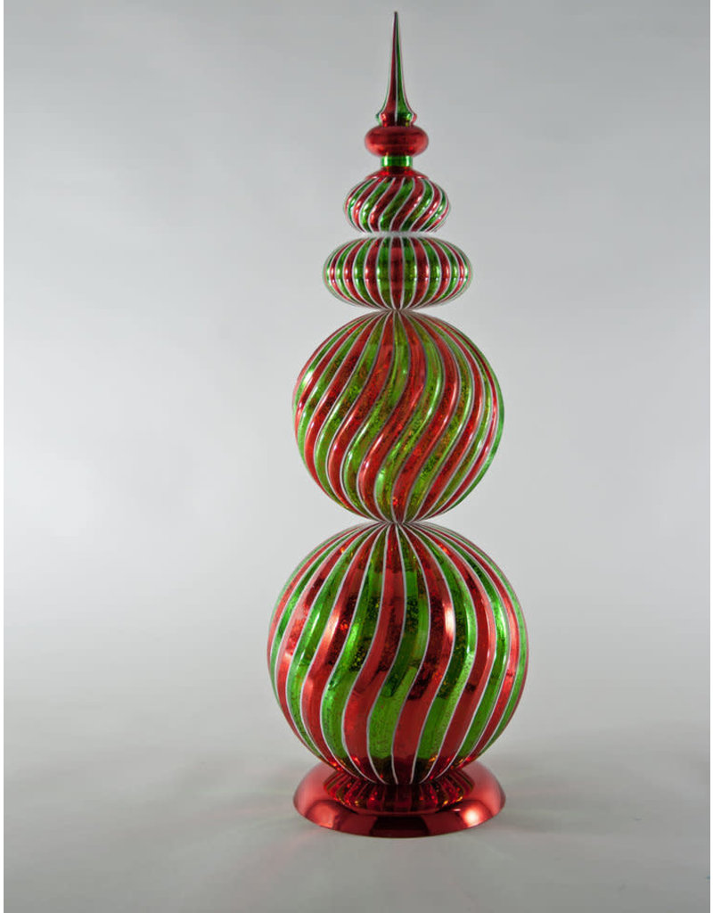 Christmas Topiary Finial