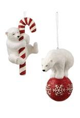 Polar Bear Fun Ornament