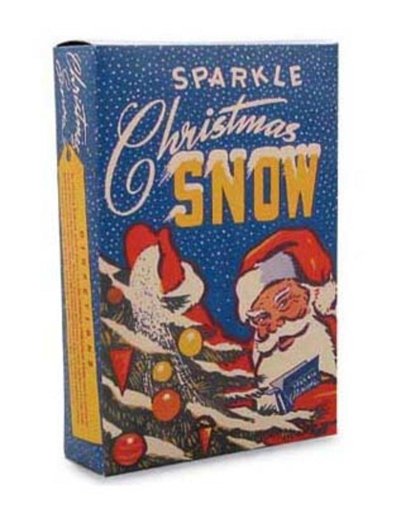Mica Sparkle Christmas Snow