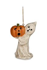Little Ghost w/ Jack o Lantern