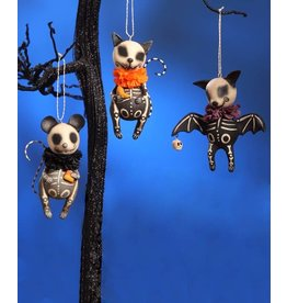 Animal Skelly Ornament