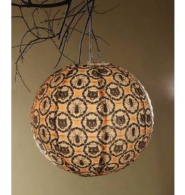 Kaleidoscope Tissue Paper Lantern