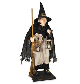 Vintage Greselda Witch