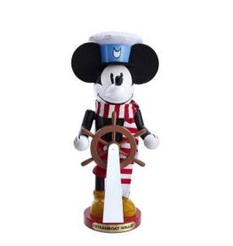 Steamboat Willy Mickey Nutcracker