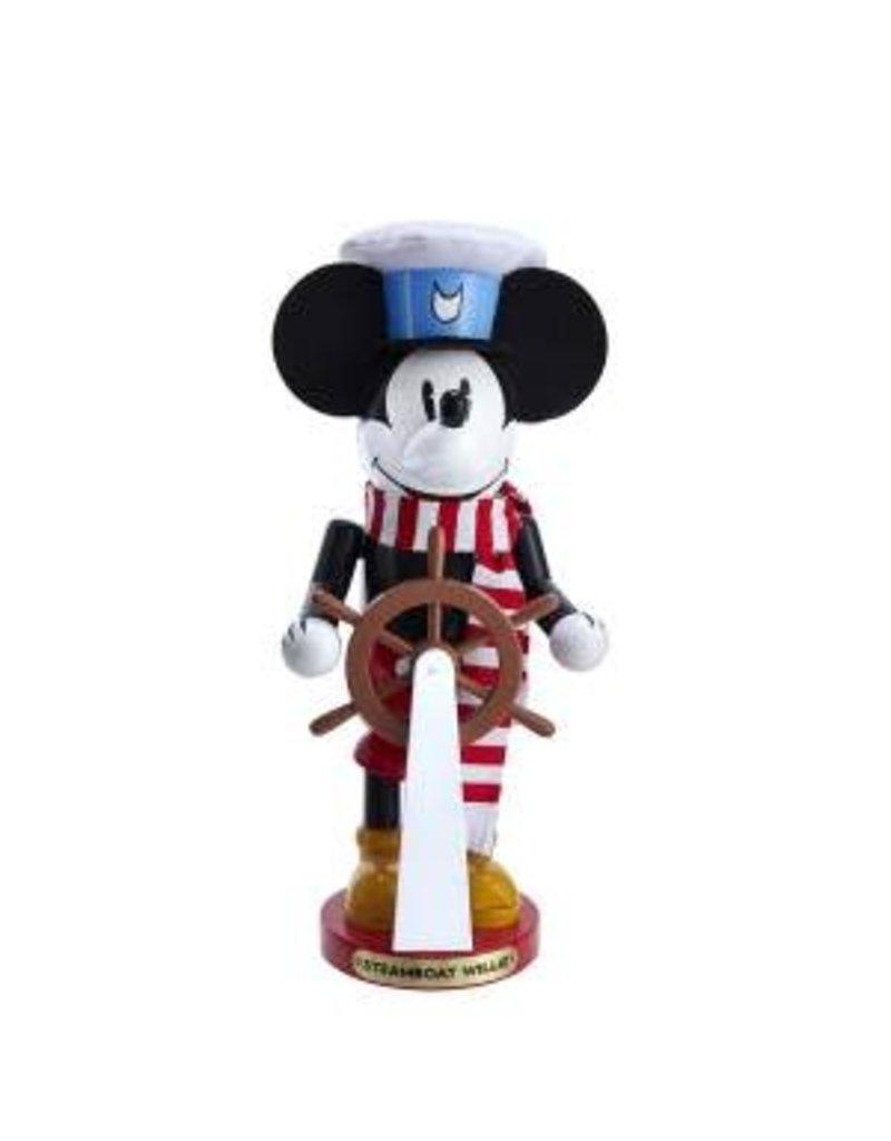 Steamboat Willy Mickey Nutcracker