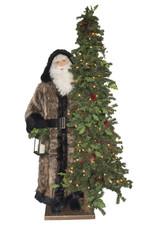 *C* Mountain Tracker Santa Figure