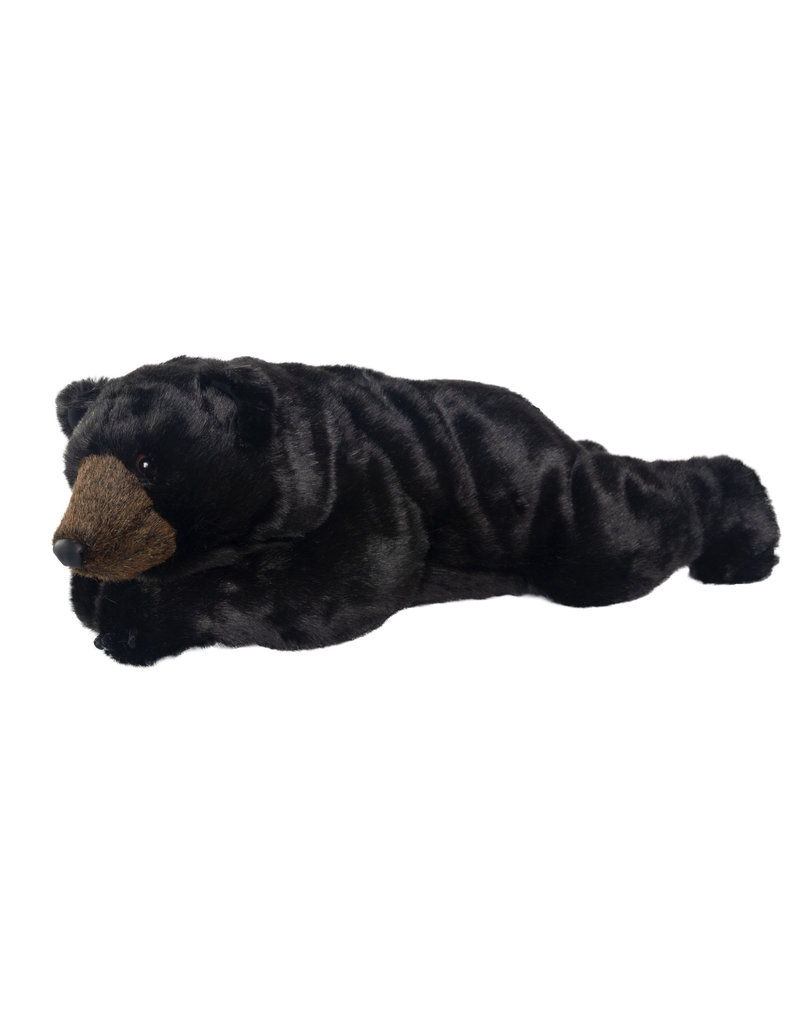 Black Bear Hugs Stuffed Animal