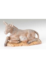 "5"" SCALE SEATED DONKEY"