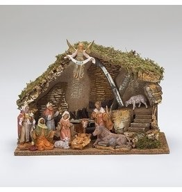 "5"" SCALE 11 FIGURE NATIVITY"
