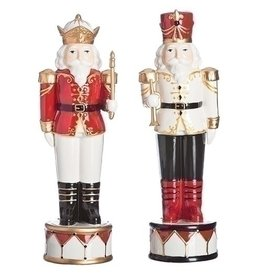"11.25""MERRY NUTCRACKER FIG 2"