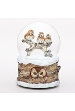 """6""""H MUSICAL OWL DOME"""