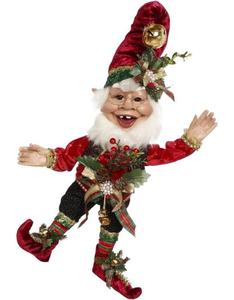 Christmas Caroling Elf, Med