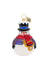 Jolly All A-Round Snowman