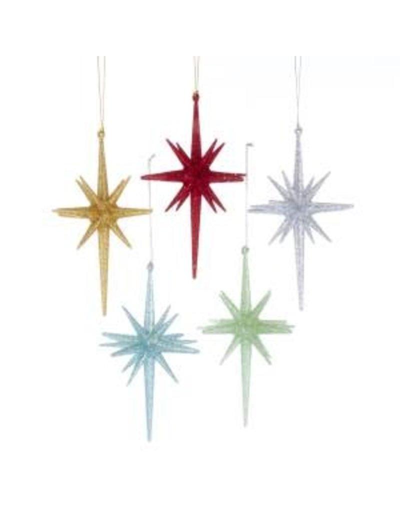 "5.5"" Mid Centry Glitter Starburst"