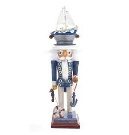 "18"" Sea Captain Nutcracker"