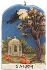 Salem AmeriScape Halloween/Witch Ornament